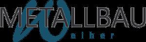 Metallbau Weiher Logo